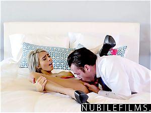NubileFilms - Janice Griffith insane teen seduces Moms beau