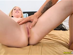 jism fiesta palace presents adorable and horny blondie Zoe Parker