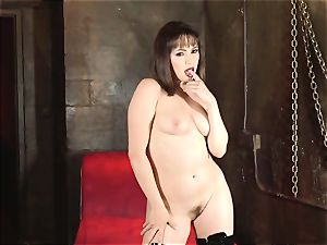 Jenna Sativa solo cooter have fun