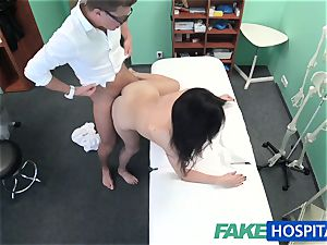 FakeHospital magnificent Russian Patient needs giant firm weenie