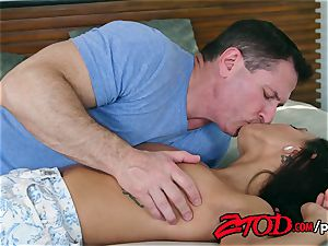 ZTOD - Janice Griffith in daddys tiny drill puppet