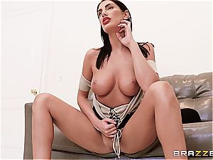 amazing tart August Ames becomes the finest Hollywood whore