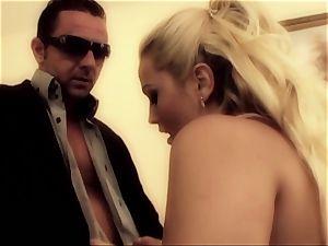 porno honey Tori dark-hued is wedged in suspenders