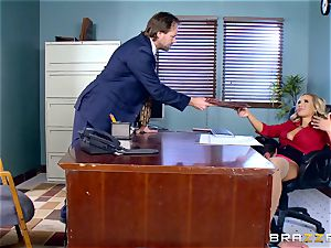 How to drill in the office with Olivia Austin