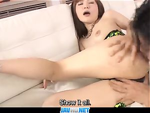 Subtitles - chinese teenager Maomi Nagasawa throated pipe