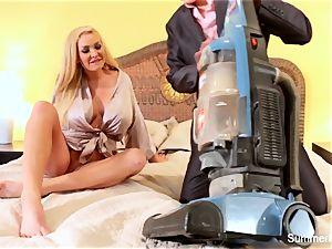 towheaded housewife Summer boinks killer salesman Lily