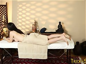 massaged teen latina