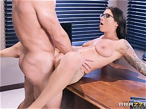 Felicity Feline pounded deep in her pussyhole