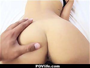 cool Latina Gina Valentina pov romping