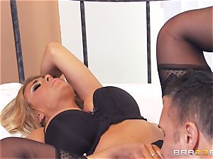 Kayla Kayden gets the sizzling sex she well deserved