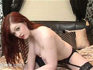 Jaye Rose deletes your memory with her good assets.