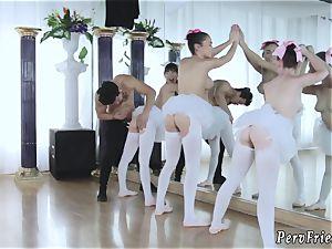 tight nubile plumbs ginormous man rod hardcore Ballerinas