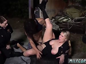 Police gangbang lubricant Then these cougar cops humped him right outside in the parking lot