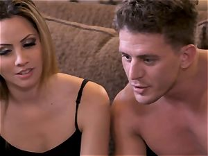 Fit couple searches for a third member to engage in a super-hot threeway with