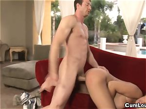 buxom Latina Bridgette B is banged by a fat penis