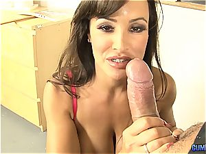 extremely wonderful Spanish lessons with Lisa Ann in 1080p