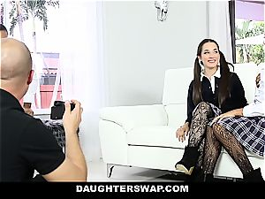 kinky daddies swapping their daughters-in-law