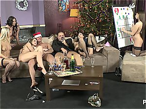 The orgy Game before Christmas episode two