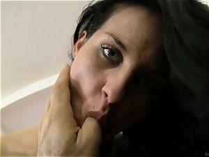 Rocco Siffredi penis plowing Bettina DiCapri