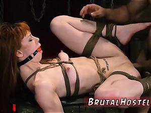 wifey bondage drizzle marvelous youthful women, Alexa Nova and Kendall woods, take a train-ride to