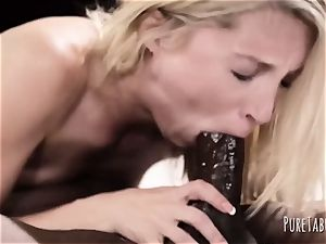 Piper Perri penetrated fierce by dangled black stud