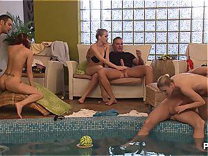 insatiable pool soiree part 6