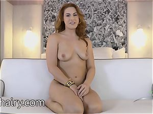 Edyn Blair is a warm wooly nude female who wants you