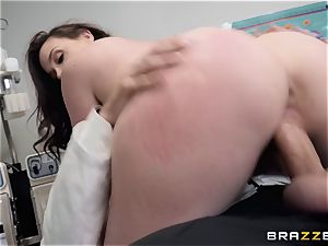 Chanel Preston takes a trip to the doctors
