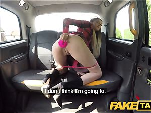 faux taxi small Rhiannon Ryder luvs gargle