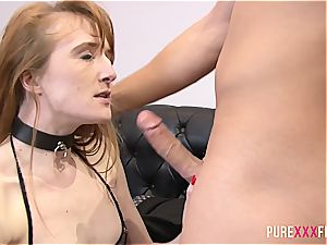nailing the filthy lil' ginger-haired stepsister
