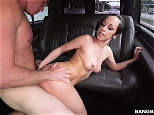 Jada Stevens porked on the Bangbus