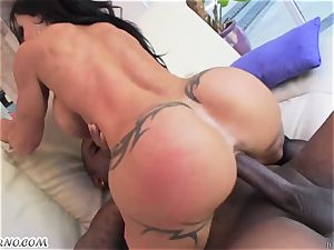 interracial gangbang with an american female clitties Jade